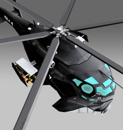 ISAHelicopterFeature